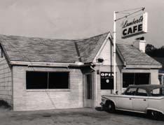 Original Lambert's Cafe, US Hwy 61, Sikeston, Missouri.