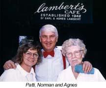 Patti, Norman & Agnes Lambert
