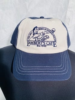 Olive Hat – Lambert's Cafe